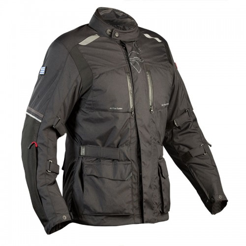 Adventure 4season jacket Black  |  NORDCA