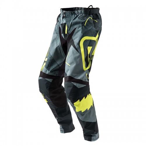 Παντελόνι Acerbis Mx Satisfaction 22177.319 camo μαύρο/γκρί