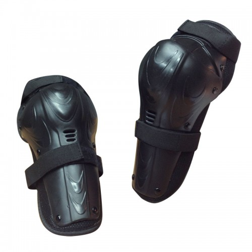 Προστασία γονάτων Fovos Κnee Protector Junior μαύρο