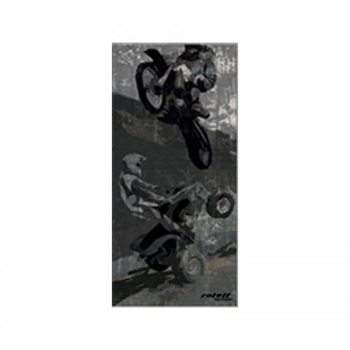 Roleff Ro 420 MX black scarf