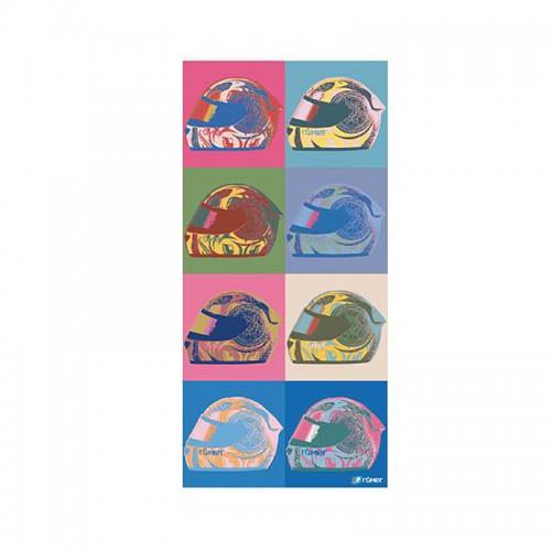 Φουλάρι Roleff Ro 403 Pop art multicolour