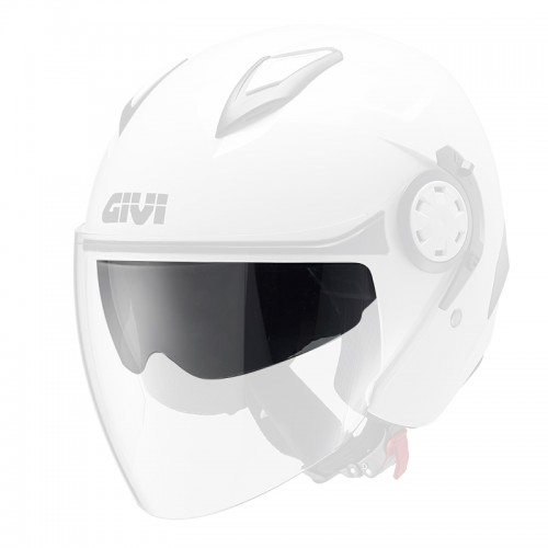 Z2484TR Smoke inner visor  for  H12.3  Stratos  Givi