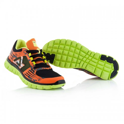 17806.442 CORPORATE RUNNING SHOES Fluo orange/black ACERBIS