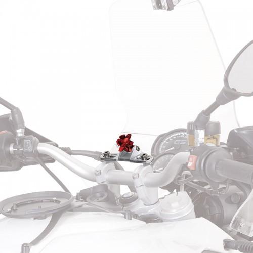 Μπάρα τιμονιού S901A_αλουμίνιο για GPS Givi