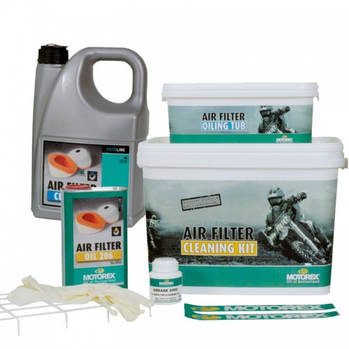 AIR FILTER CLEANING KIT MOTOREX