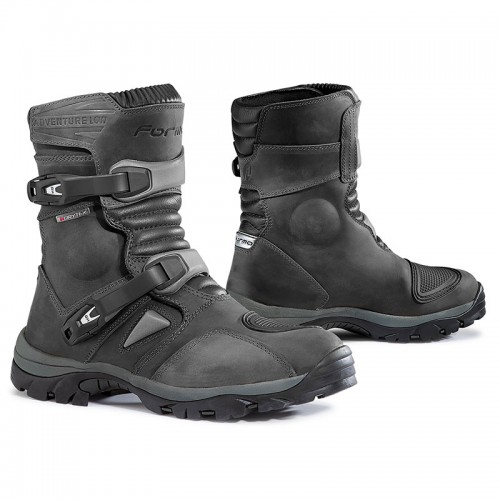 Adventure Low boots black - Forma