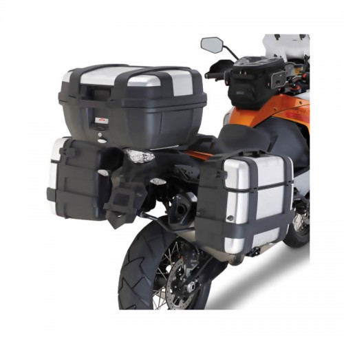 PLR7705 MONOKEY side case holder for KTM  GIVI