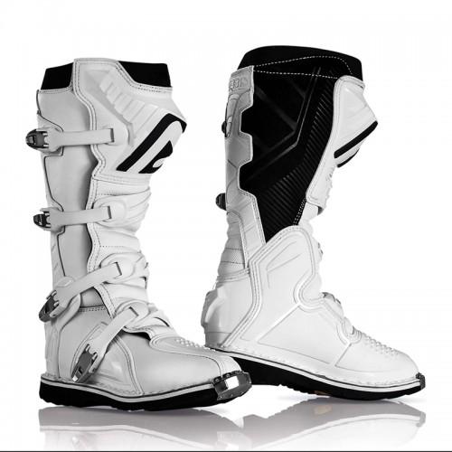 Μπότες Acerbis 21596.030 X-PRO V άσπρο Vibram® σόλα