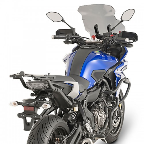 GIVI 2130FZ  Specific rear rack for MT-07 Tracer (16) Yamaha