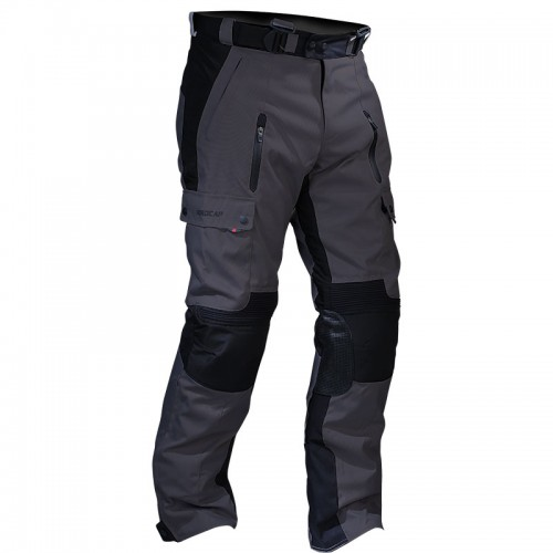 Dakar KNOX trousers Dark grey - NORDCAP