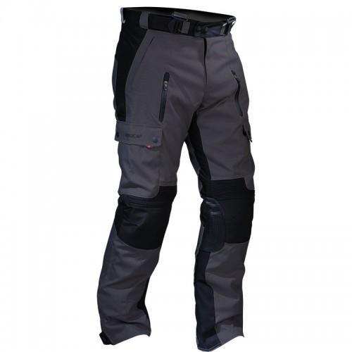 Dakar KNOX trousers Dark grey - NORDCAP