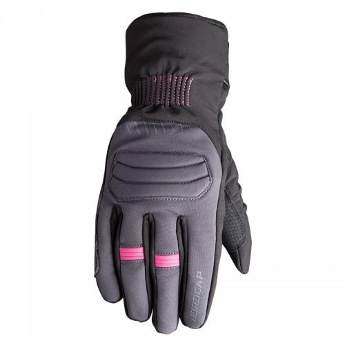 Γάντια Nordcap Sprint Lady γκρί-ρόζ