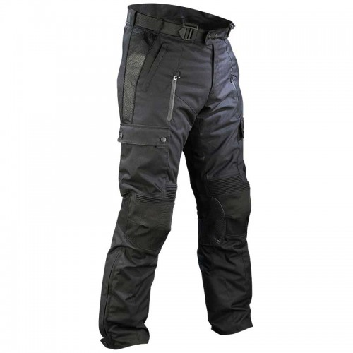 Dakar trousers black- Nordcap