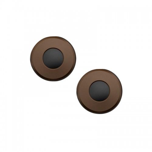 A7878 Visor kit caps, brown for Uptown Caberg