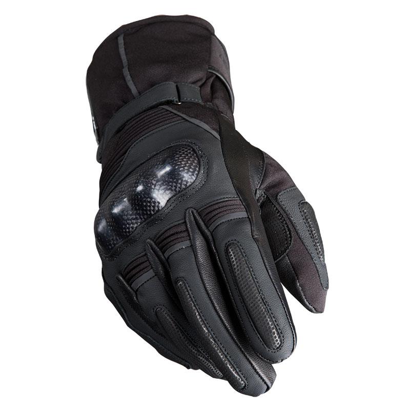 Γάντια Polar black NORDCAP | Moto Market - Online Store