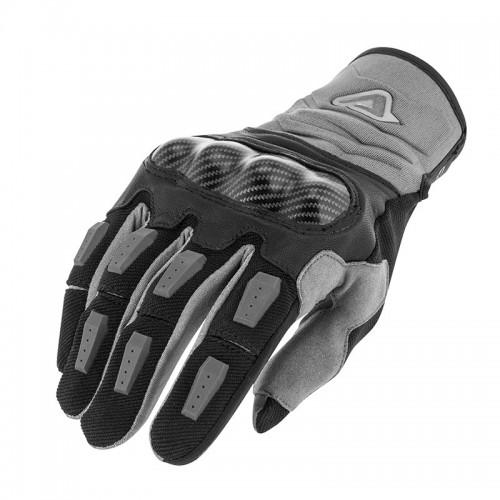 Γάντια Acerbis Carbon G 3.0_22214.319 μαύρο-γκρί