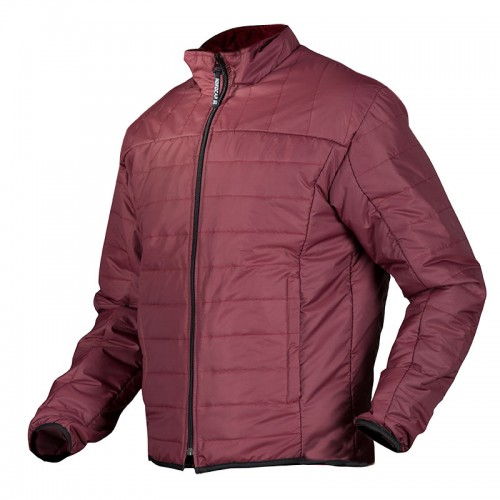 Nordcap Insider Themo liner-Jacket maroon