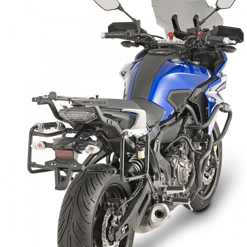PLR2130CAM Quick Release Pannier Rack for Yamaha MT-07 Tracer GIVI