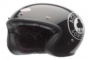 Κράνος Bell Custom 500 Ace Cafe μαύρο