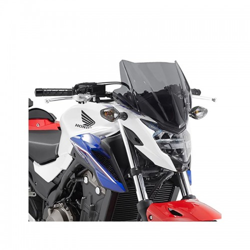 A1152 smoked screen for Honda CB 500 F '16-17  GIVI