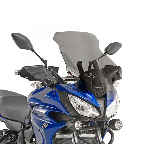D2130S smoked screen for MT-07'16 TRACER Yamaha GIVI