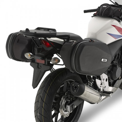 TE1119 Easylock Pannier Rack for Honda CB 500 F/CBR 500R GIVI