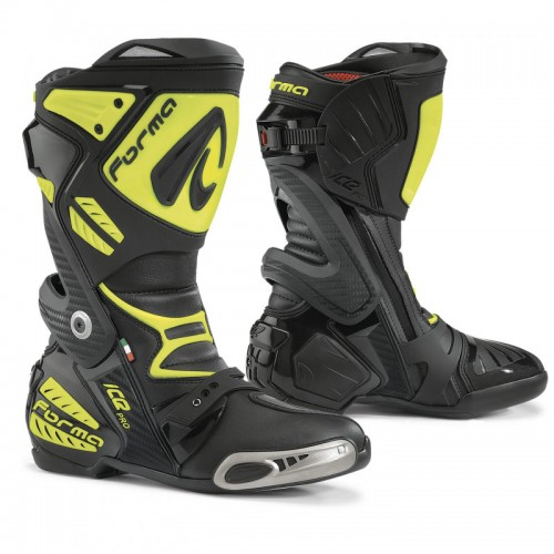 Forma Ice Pro black-fluo yellow