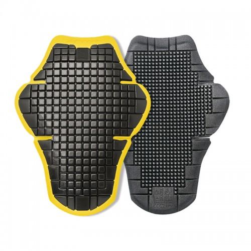 Προστασία πλάτης SPIDI Warrior L2 μαύρο-κίτρινο