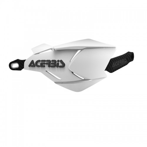 Προστασία χεριών Acerbis X-Factory _22397.237 άσπρο-μαύρο