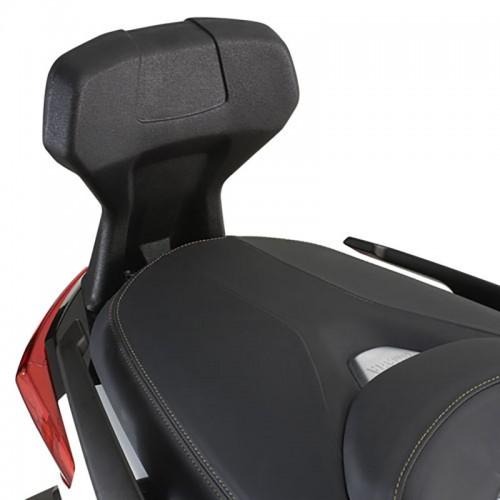 TB2111 Backrest for Yamaha X-MAX 400'13 & X-MAX 125-250'14 GIVI