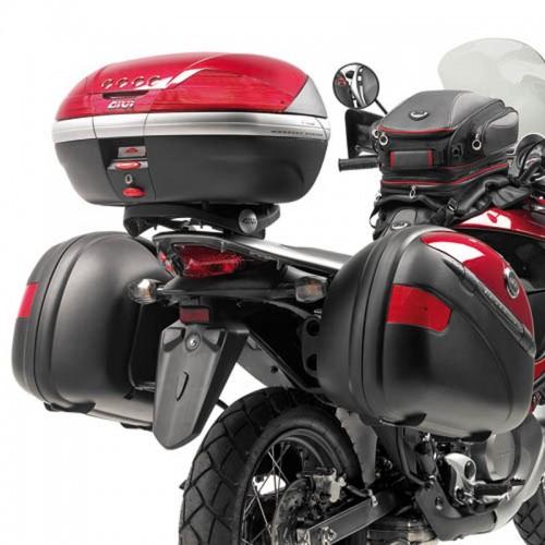 E225 Top Box Rack for Honda XL 700V Transalp GIVI