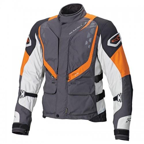 MACNA Jura 823 black/orange waterproof