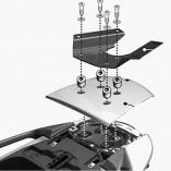 E682M Top Box Rack for Gilera Nexus 125 - 250 - 300 - 500 GIVI