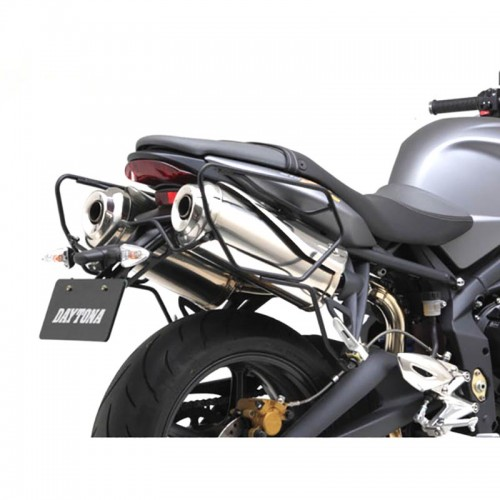 TE705 Easylock Pannier Rack for Triumph Street Triple 675 GIVI