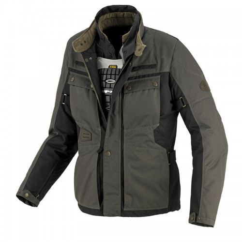 SPIDI Worker Tex H2Out Jacket Anthracite/Black