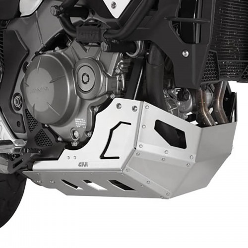Προστασία κάρτερ αλουμινίου RP1110_Crosstourer Honda Givi
