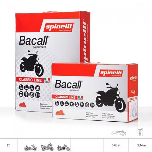 Κάλυμμα moto Spinelli LINEA BASIC E (maxi scooter-touring-custom)
