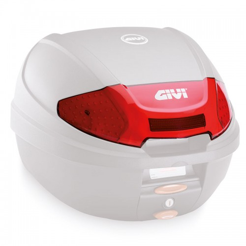 Z1732SR  Central red reflector for E300N E300N Givi