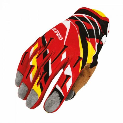 Γάντια Acerbis ΜΧ 2 _ 21631.346 κόκκινο/fluo κίτρινο