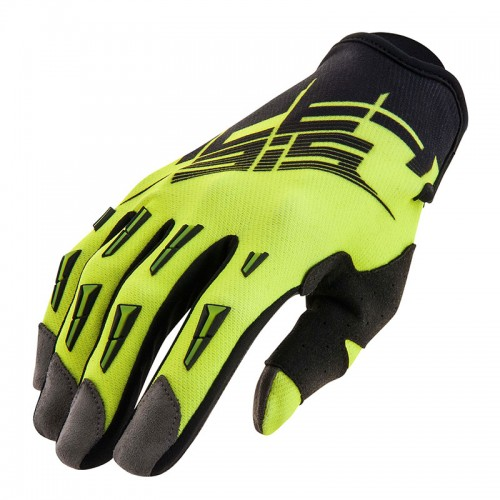21631.278 ΜΧ X2 Gloves fluo yellow/black Acerbis