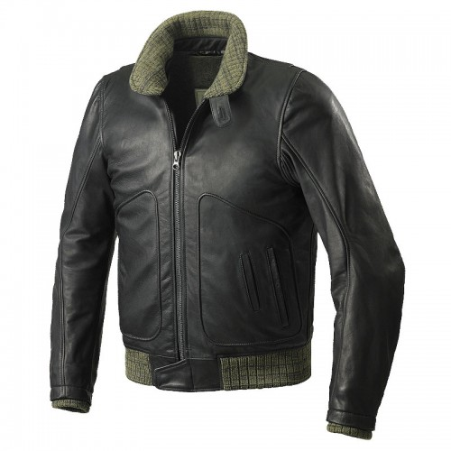 SPIDI Tank Leather Jacket