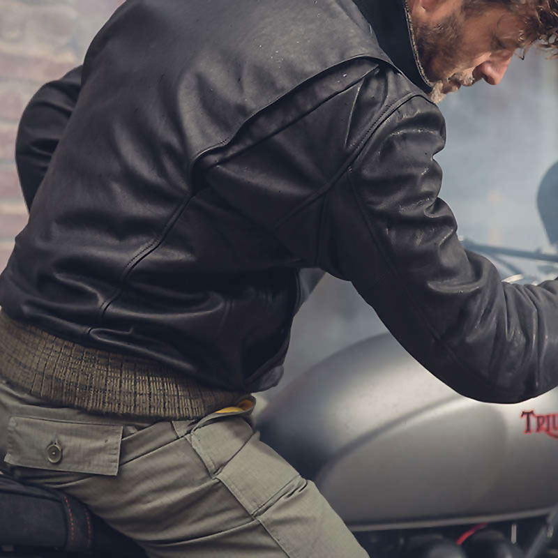 comfortable feel sale retailer agreatvarietyofmodels SPIDI Tank Leather Jacket | Moto Market - Online Store for ...