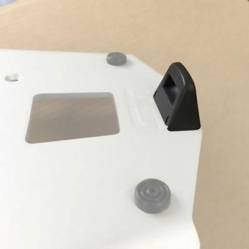 Givi Z124 Monokey attachment lock for plates & wingracks