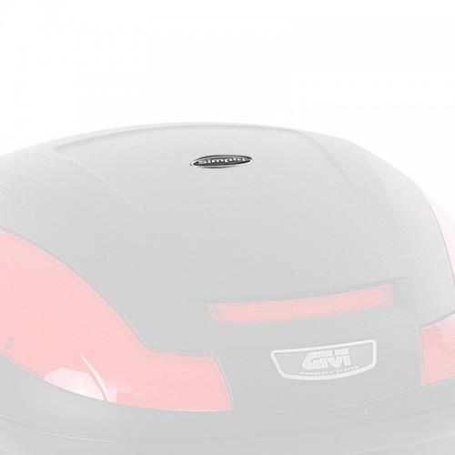 Givi Z458R  E470 oval logo, 1 pcs