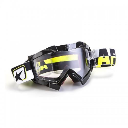 Μάσκα Ariete Adrenaline 14001-PNBG μαύρη