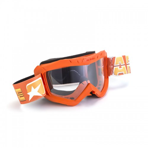 Cod. 12960-AORA MX GOGGLES 07 LINE - AAA ORANGE