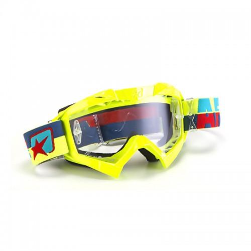 Μάσκα Ariete Adrenaline 14001-PGAR κίτρινη fluo