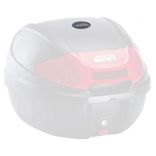 Givi Z2000R  Chromed GIVI logo for  E300/E280   top case