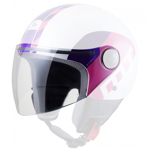 110210511  MT Street  clear visor