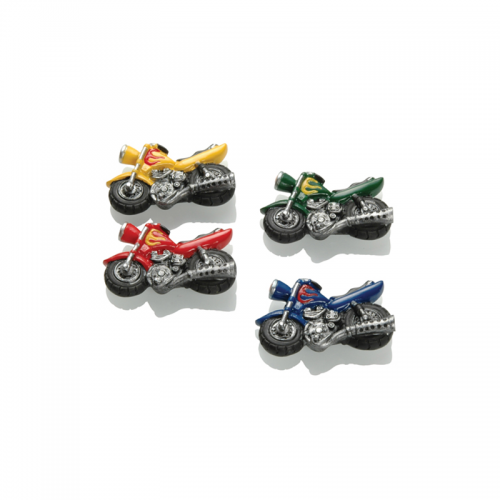 Fridge Magnetset Booster, Motorcycle N   183 1183